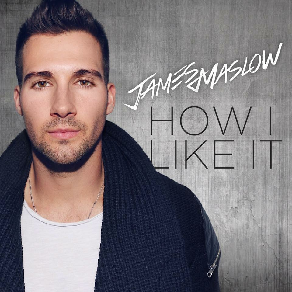 James Maslow JustMusic.fr