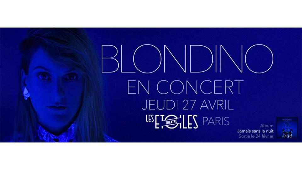 Blondino JustMusic.fr