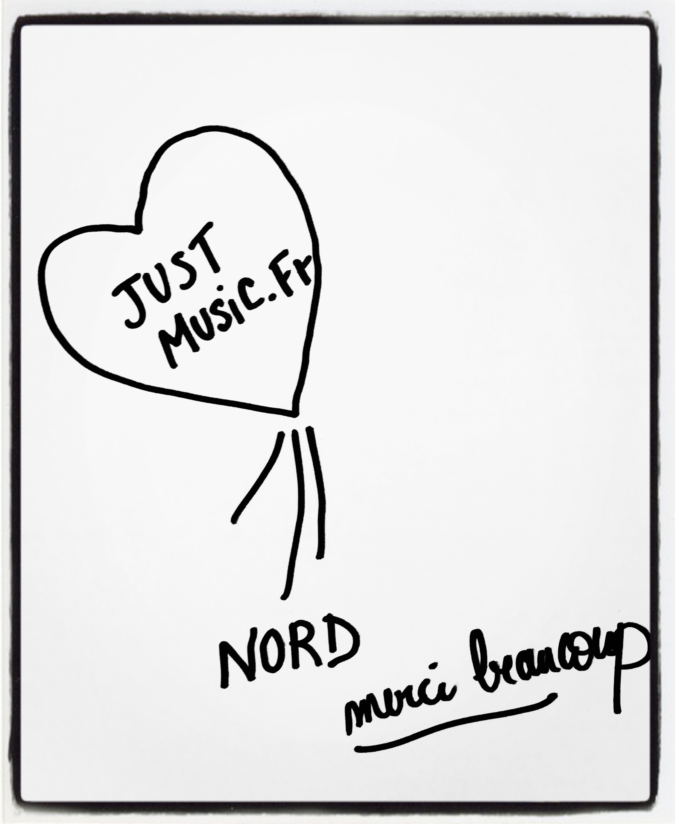Nord Dédicace JustMusic.fr.