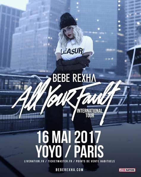 Bebe Rexha JustMusic.fr