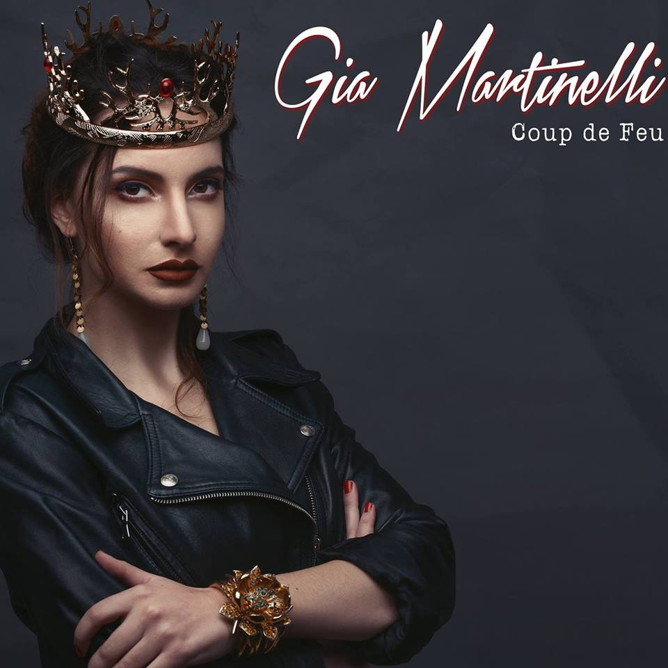 Gia Martinelli JustMusic.fr