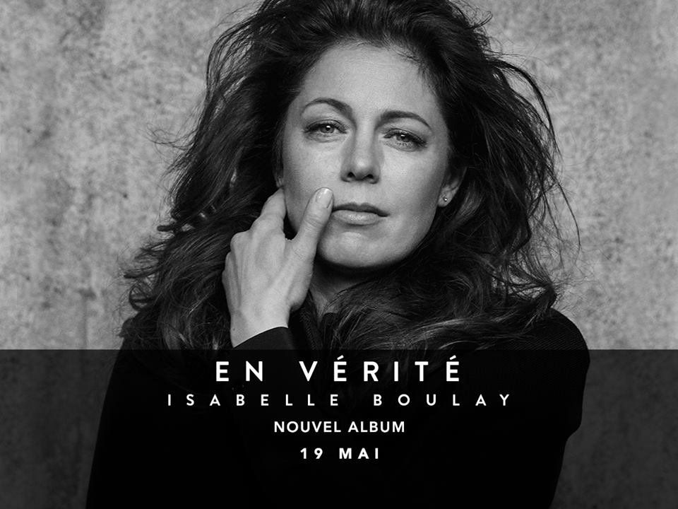 Isabelle Boulay JustMusic.fr
