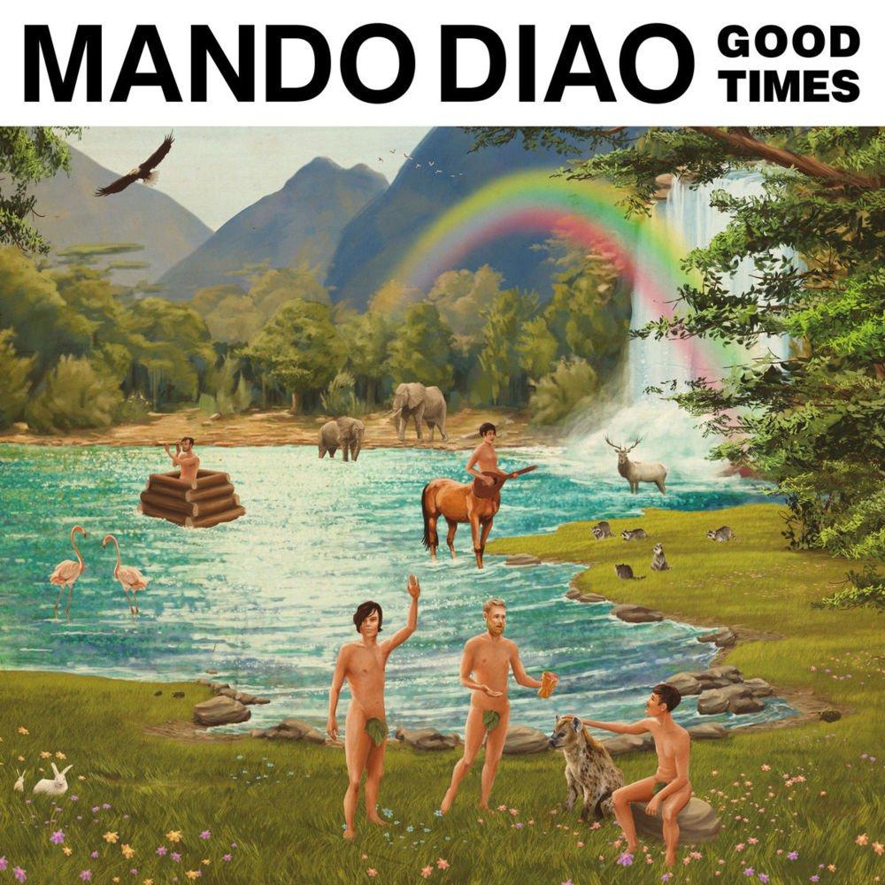 Mando Diao JustMusic.fr