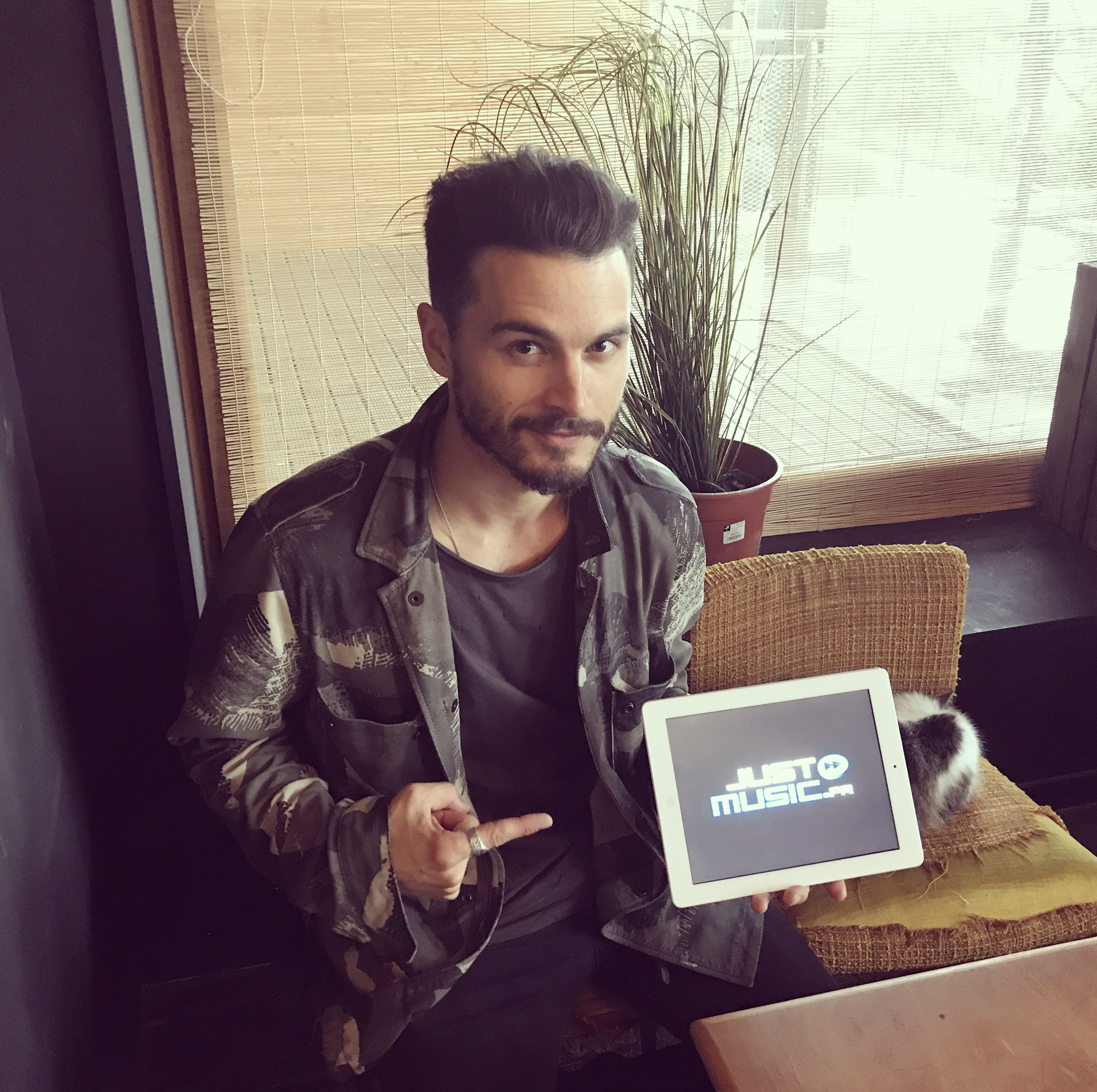 Michael Malarkey Interview JustMusic.fr
