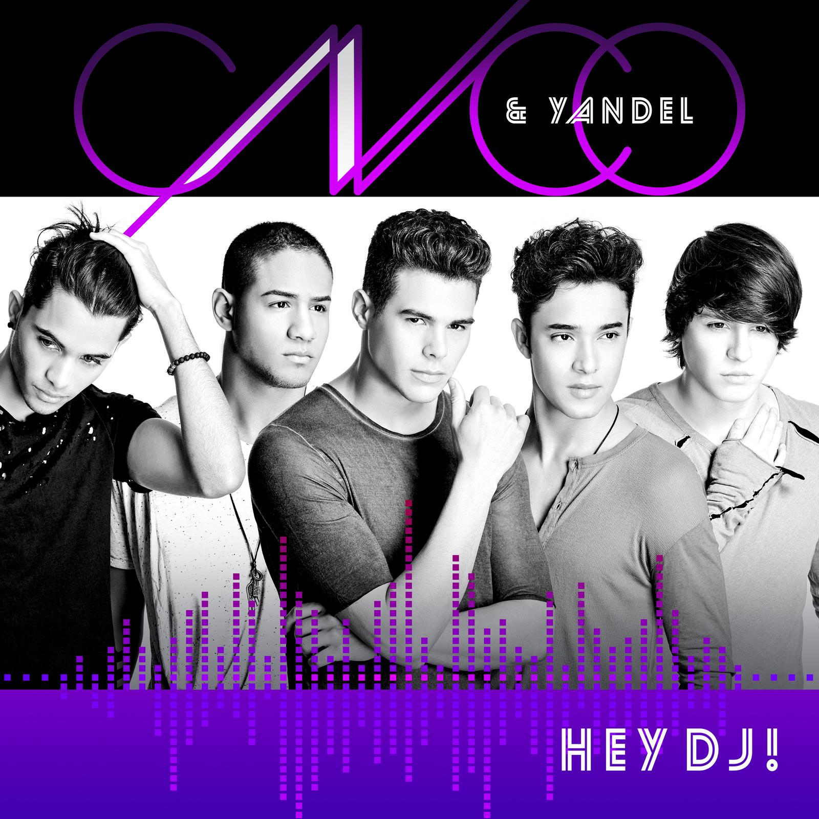 cover Hey DJ CNCO JustMusic.fr