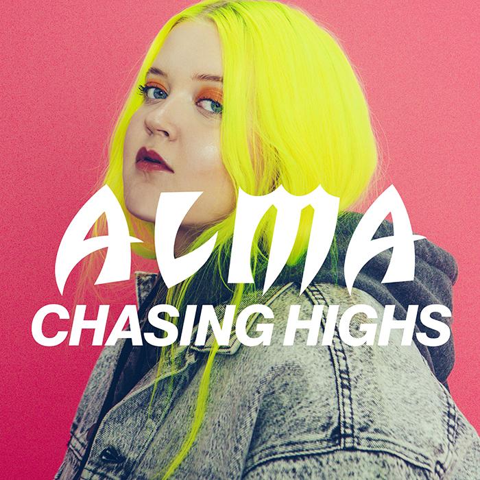 ALMA-ChasingHighs JustMusic.fr