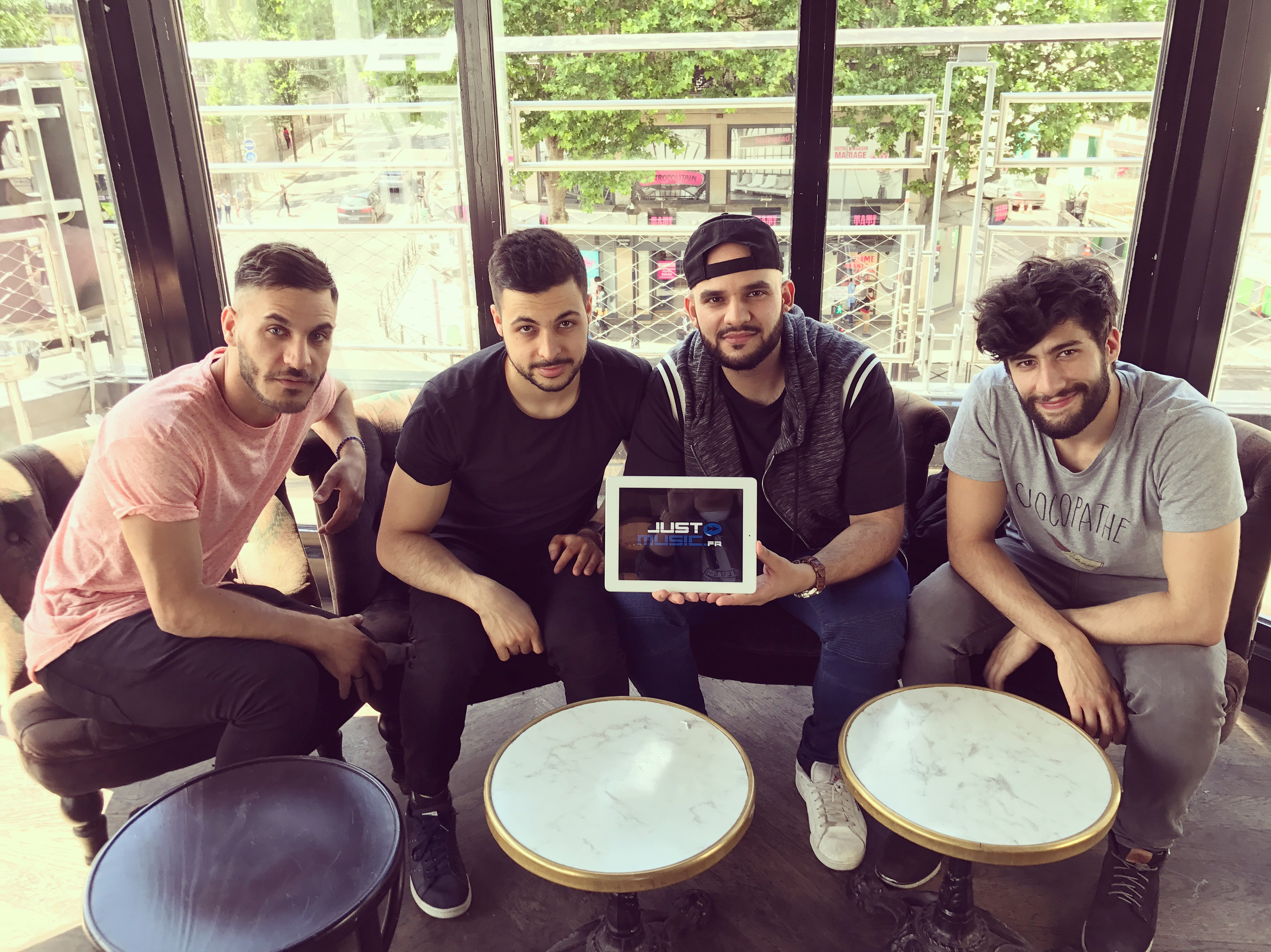 Berywam Interview JustMusic.fr