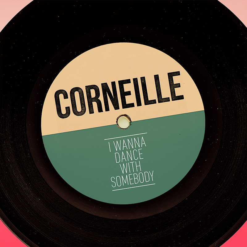 Corneille - I Wanna Dance With Somebody (Cover Single BD) JustMusic.fr