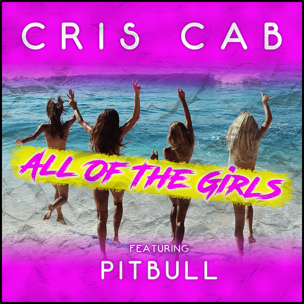 Cris Cab JustMusic.fr- All of the Girls cover