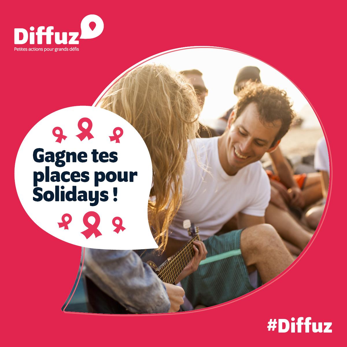 Diffuz Solidays JustMusic.fr