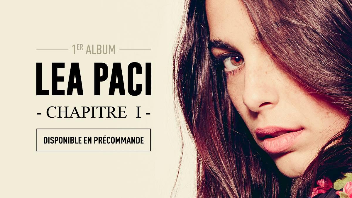 Léa Paci JustMusic.fr