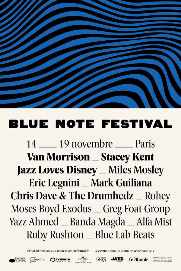 Blue Note Festival JustMusic.fr