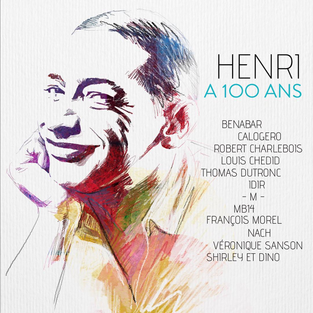 Cover Album 'Henri a 100 ans' JustMusic.fr
