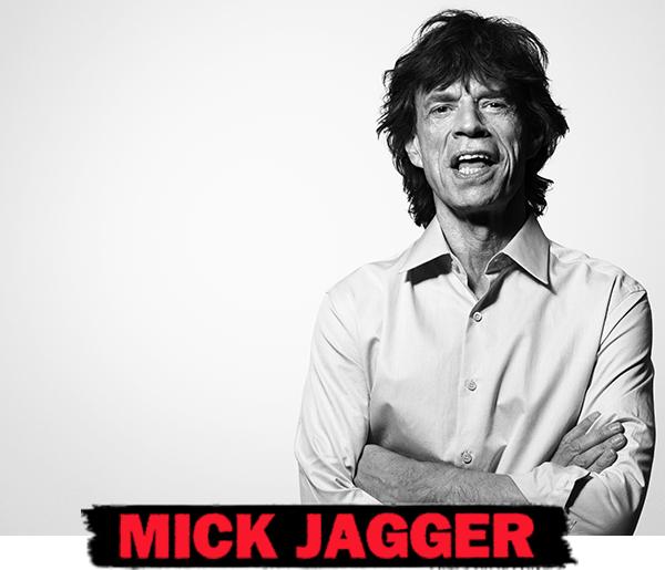 Mick Jagger JustMusic.fr