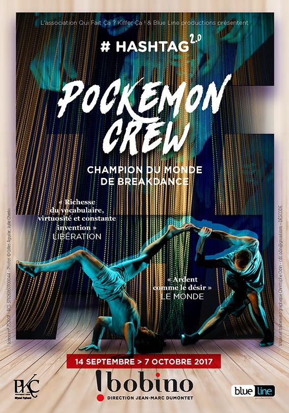 Pockemon Crew JustMusic.fr
