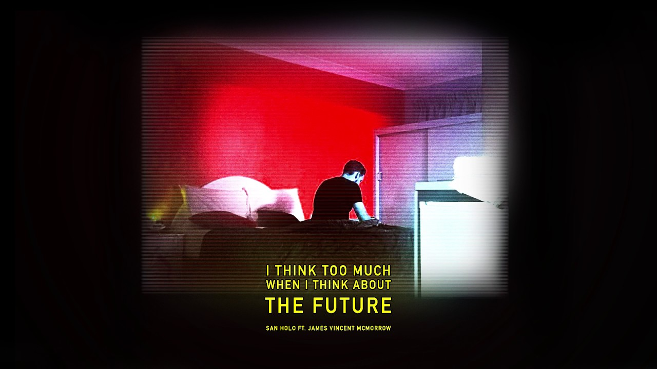 San Holo - The Future - Cover JustMusic.fr