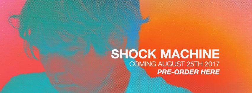 Shock Machine JustMusic.fr