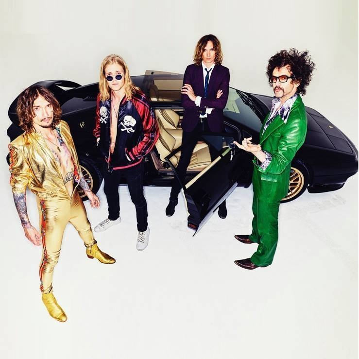 The Darkness JustMusic.fr