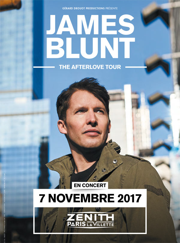 james blunt zenith de paris dvd