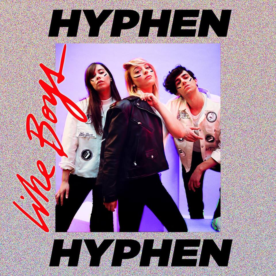 «Like boys», le nouveau single de Hyphen Hyphen