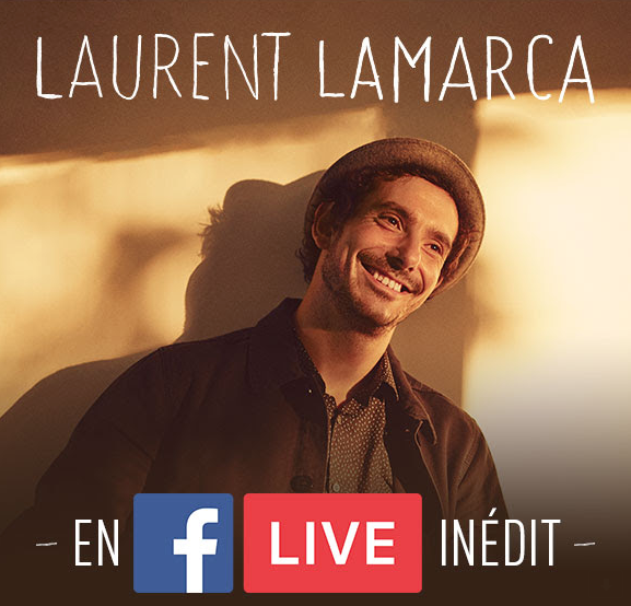 laurent lamarca en facebook live avec phenix digital just music. Black Bedroom Furniture Sets. Home Design Ideas